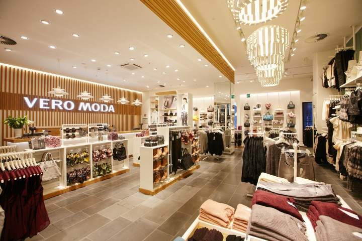 187 Vero Moda Flagship Store At Alexa Mall By Riis Retail