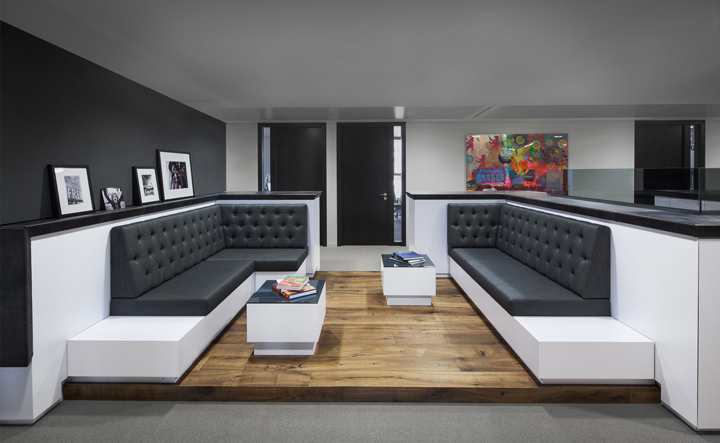 WITTE reception and conference rooms by ACTINCOMMON, Berlin » Retail ...