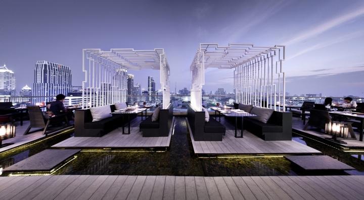 187 Zense Restaurant By Department Of Architecture Bangkok