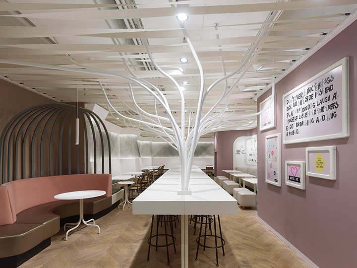 Not guilty restaurant by ippolito fleitz group zurich
