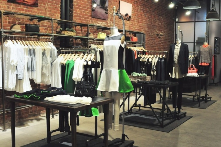 Rag Amp Bone General Store New York 187 Retail Design Blog