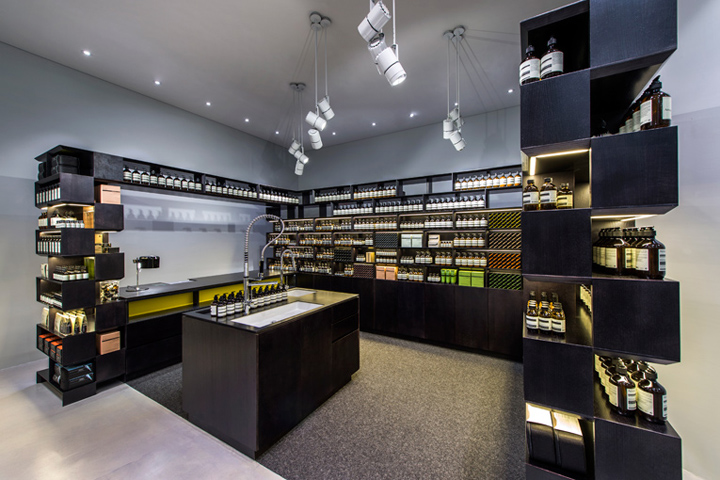 187 Aesop Store By Kerstin Thompson Architects Perth