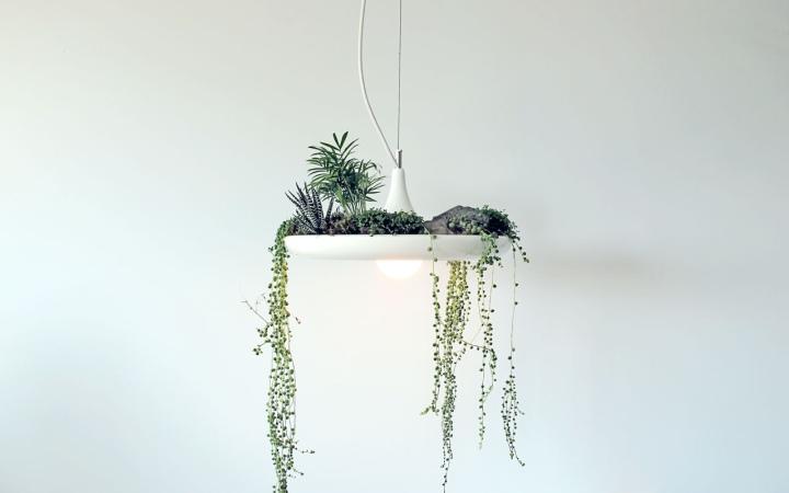 Babylon plantable light fixture by object interface inc 02