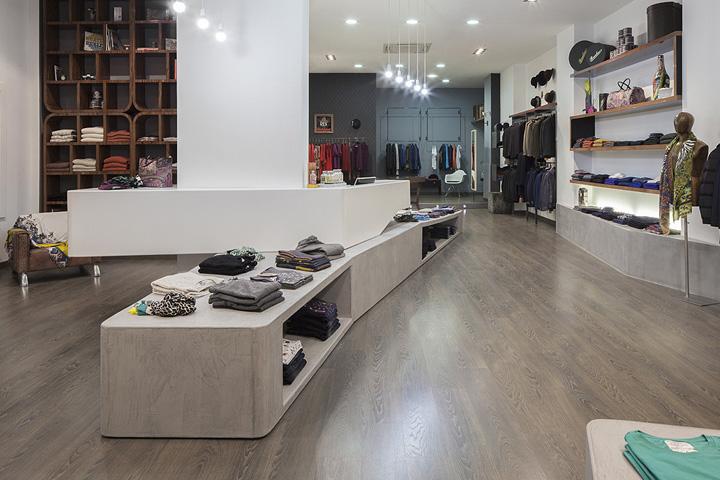 Wood Retail Design Blog