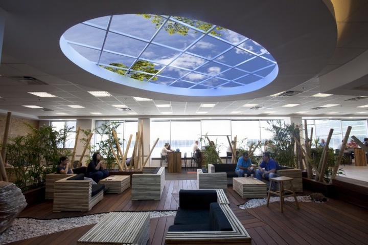 Biophilic Design Offices By Sky Factory Retail Blog