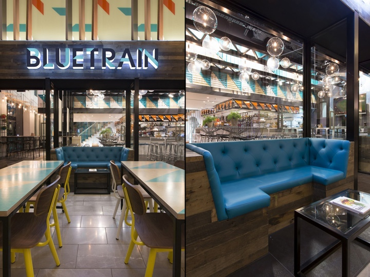 187 Bluetrain Restaurant By Studio Equator Melbourne
