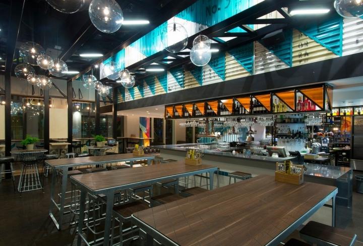 187 Bluetrain Restaurant By Studio Equator Melbourne
