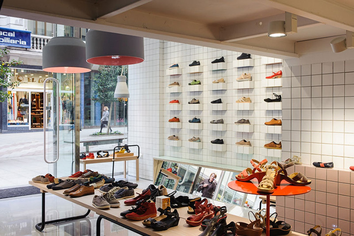 Camper Shoes Store Montreal