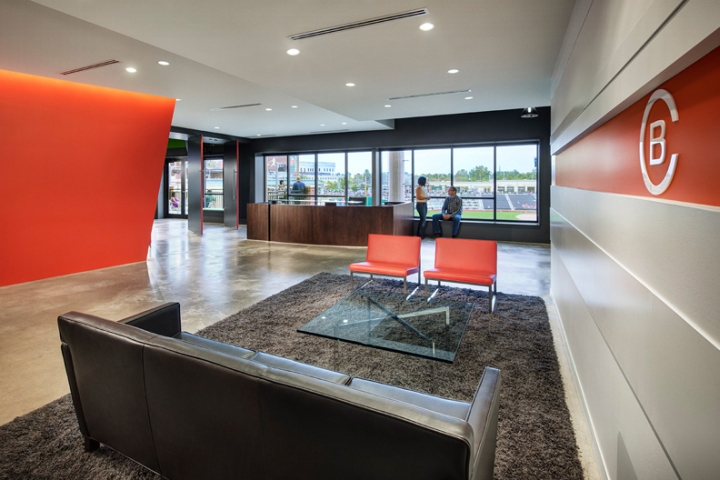 Carson Boxberger Is Located At The Harrison, A New Mixed Use Building In Fort  Wayne. Amenities In The Space Include A Conference / Entertainment Facility  ...