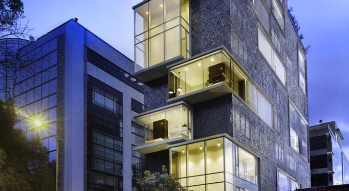 187 Click Clack Hotel By Plan B Arquitectos Amp Perceptual