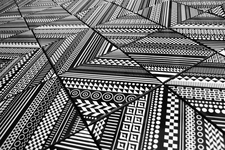 Core Deco ceramic tiles by MWM