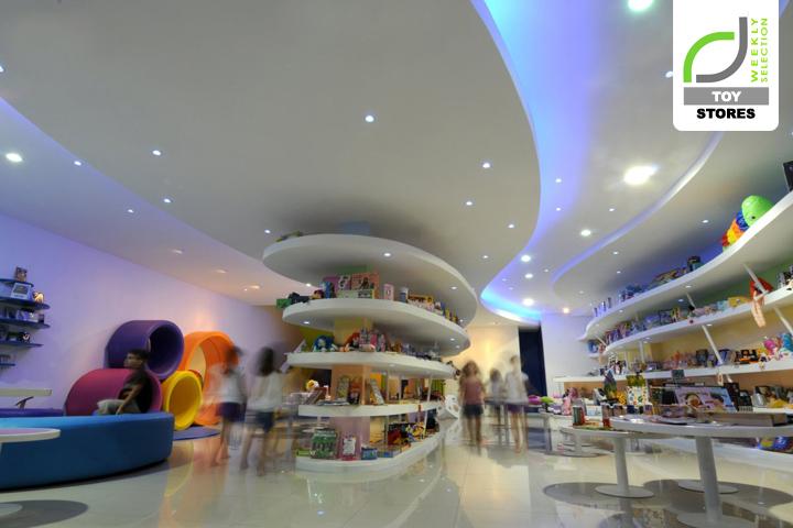Toy Stores De La Cuna A La Luna Store By Juan Carlos Menacho Santa