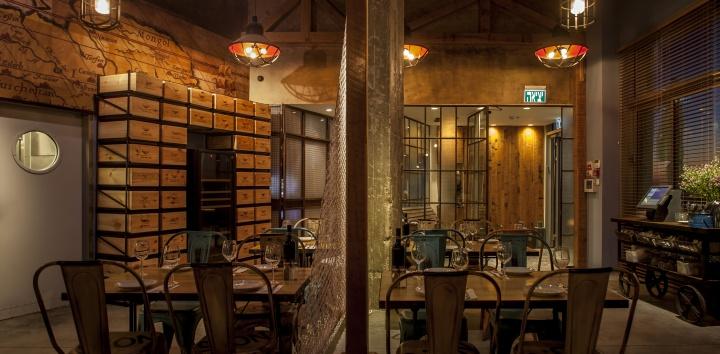 187 Derby Port Fish Amp Sea Food Restaurant By Studio Yaron