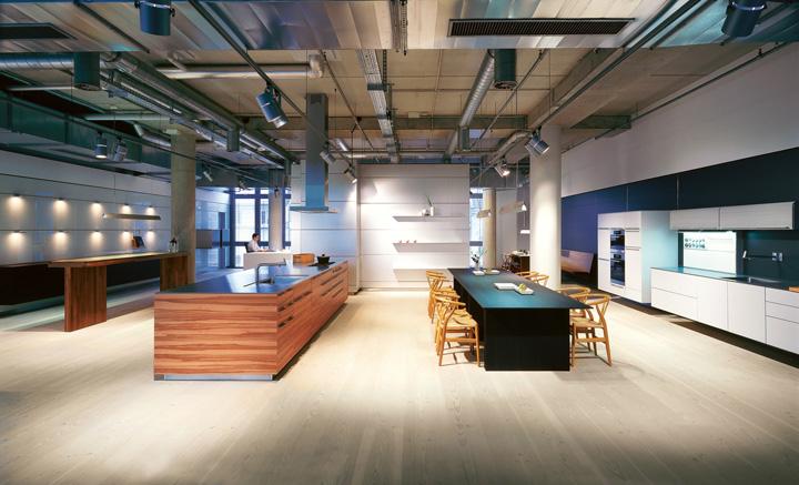 Kitchen showrooms dinesen bulthaup showrooms retail design blog - Bulthaup en ...