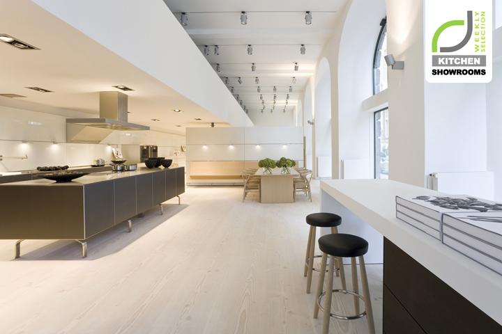 kitchen showrooms dinesen bulthaup showrooms retail design blog