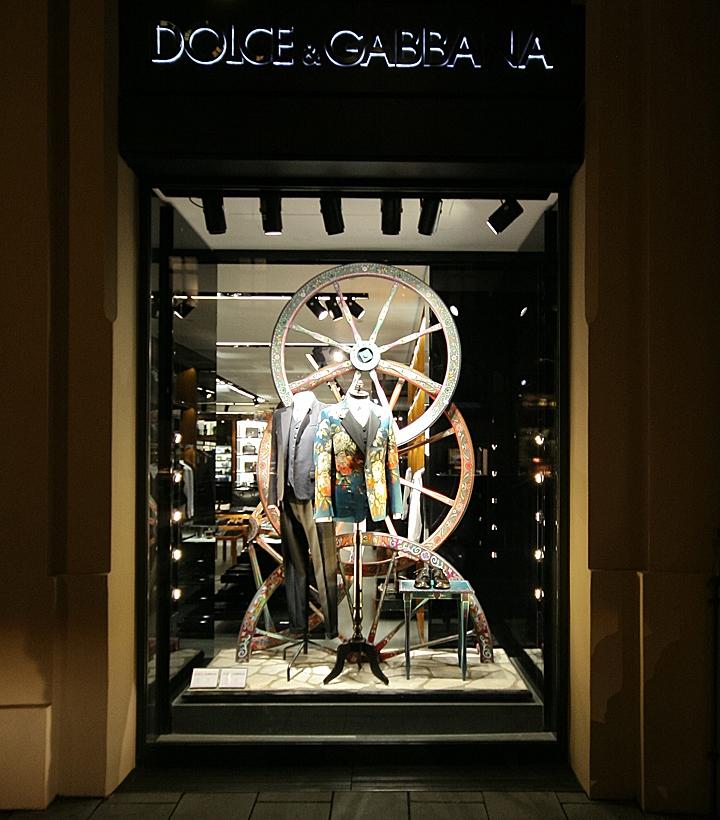 187 Dolce Amp Gabbana Windows 2013 Autumn Munich Germany