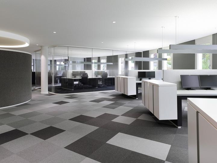 drees sommer office by ippolito fleitz group stuttgart germany retail design blog. Black Bedroom Furniture Sets. Home Design Ideas