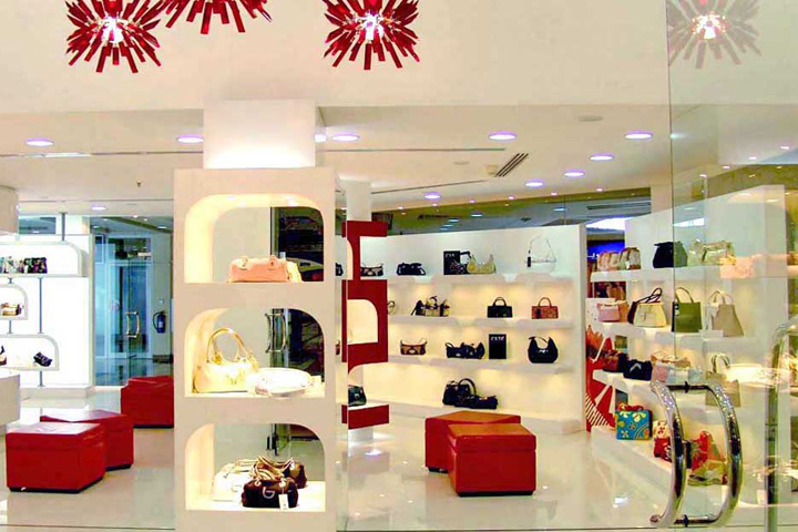 Exclusive boutique by Mohamed Amer, Bahrain » Retail Design Blog