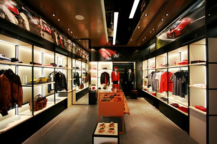 187 Ferrari Store By Iosa Ghini Associati Maranello Italy