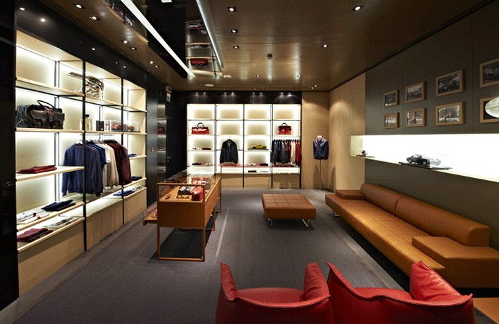 Good The Ferrari Store In Maranello Is Of Crucial Importance To The Ferrari  Branded Retail Sector, As It Will Be The First Branch To Be Reworked In  Accordance ...