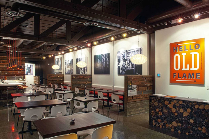 Fire Artisan Pizza by HDG Architecture, Coeur d'Alene – Idaho