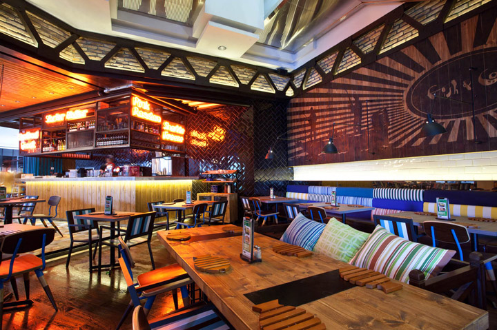 187 Fish Amp Co Restaurant By Metaphor Jakarta Indonesia