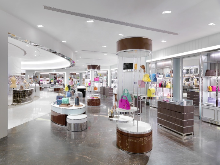 Galeries Lafayette Store By Hmkm Beijing China Retail Design Blog
