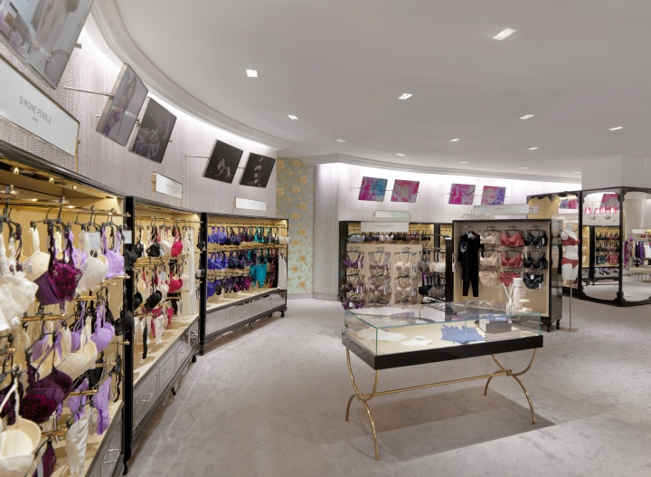 187 Galeries Lafayette Store By Hmkm Beijing China