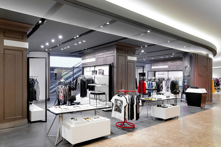 Galeries Lafayette Store By HMKM Beijing China