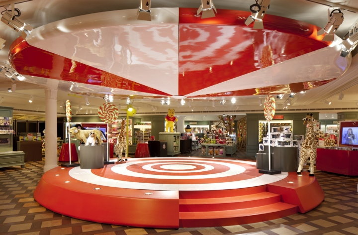 187 Toy Stores Harrods Toy Kingdom By Shed London