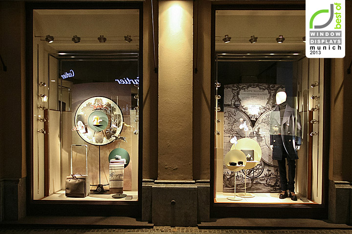 herm s windows 2013 autumn munich germany retail. Black Bedroom Furniture Sets. Home Design Ideas