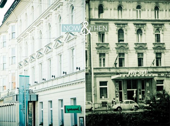 Hotel wiesler graz austria retail design blog for Design hotel austria