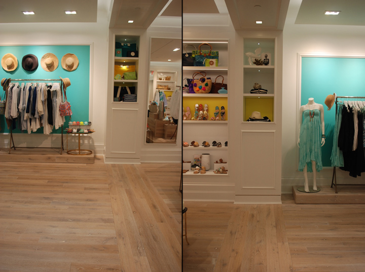 187 Jack Rogers Flagship Store By Green Light Studio