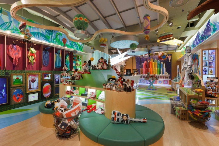 187 Toy Stores Jou Jou Toy Store By Watts Architects Salt