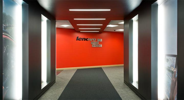 Lenovo office by Area Sq Hook UK 10 Lenovo office by Area Sq, Hook   UK