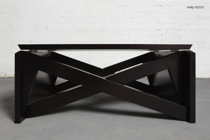 mk1 transforming coffee table wood mini by christopher