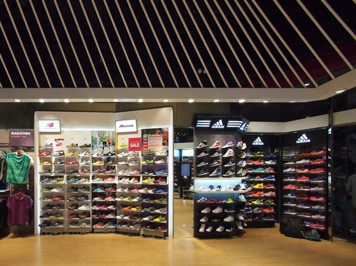 Marathon Sports Store By Purge Hong Kong 187 Retail Design Blog