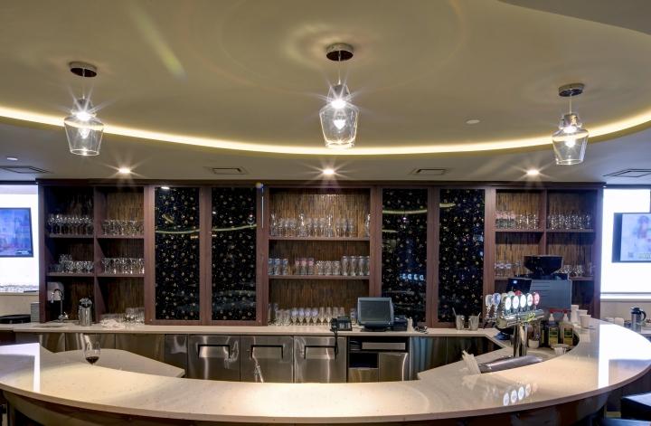 » Marriott Downtown by Camdi Design & Bloom Lighting Group