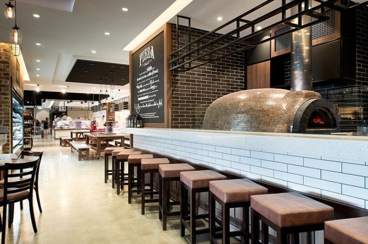 Mercato e cucina by mima design sydney australia