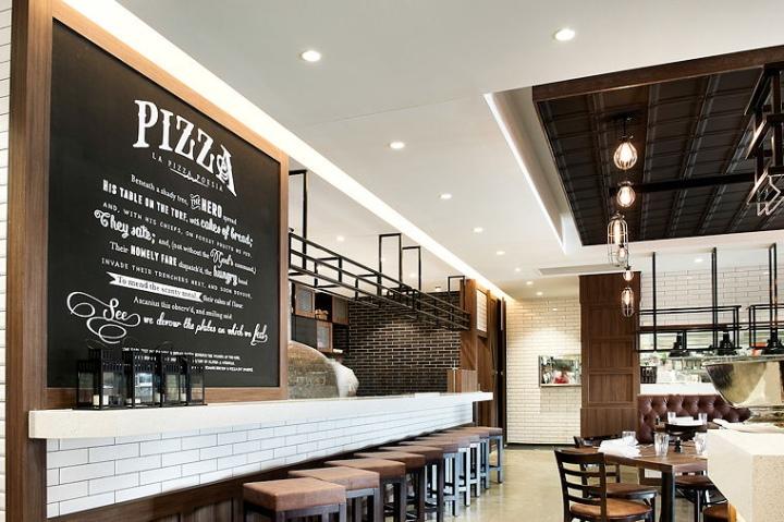 Mercato E Cucina By Mima Design Sydney Australia Retail - Pizzeria designs