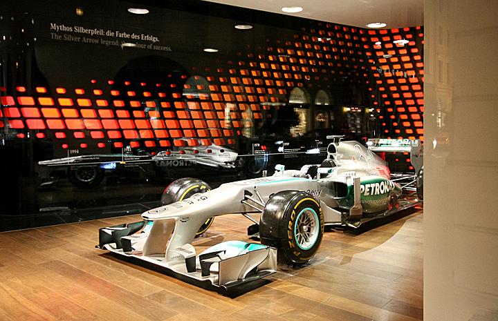 Mercedes showroom munich germany retail design blog - Home24 showroom munchen ...