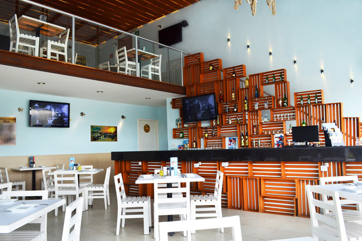 Muelle kay seafood restaurant by workshop mérida mexico