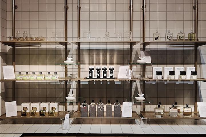 Parfumarija boutique by 21spaces dublin ireland for Boutique hotels dublin