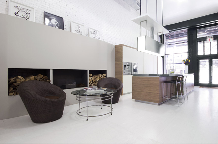 » Pedini Kitchen Showroom New York 03