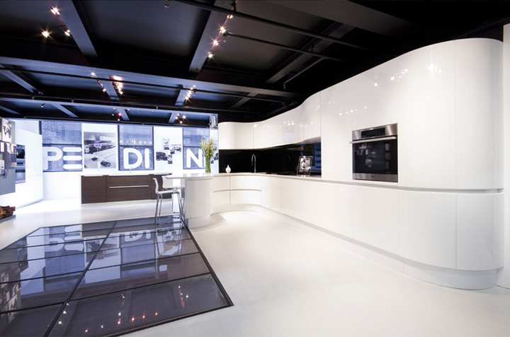 Pedini Kitchen Showroom New York 06 » Pedini Kitchen Showroom New York 06