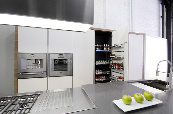 Pedini Kitchen Showroom New York 09 » Pedini Kitchen Showroom New York 09