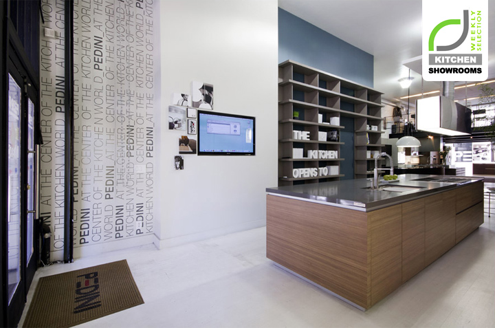 Kitchen Showrooms! Pedini kitchen showroom, New York City » Retail ...