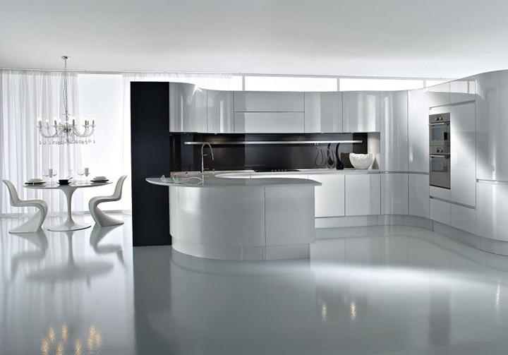 Kitchen Showrooms! Pedini kitchen showrooms » Retail Design Blog