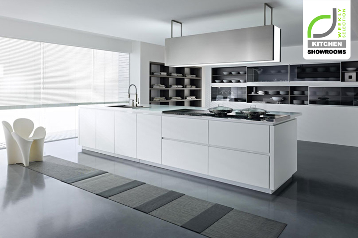 showrooms design blog pedini kitchen retail