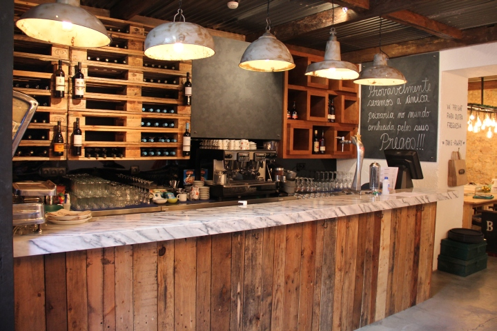 187 Peixaria Moderna Restaurant By Gastronomia Do Principe
